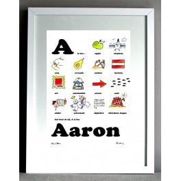 Personalised Nursery Art
