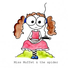 Miss Muffet & the spider