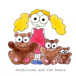 Goldilocks & the bears