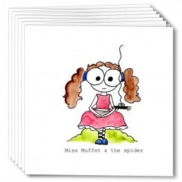 Miss Muffet & the spider